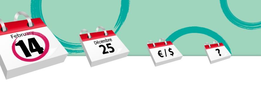 Plannifier ses prix