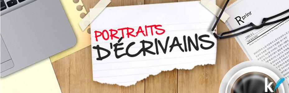 Portraits ecrivains